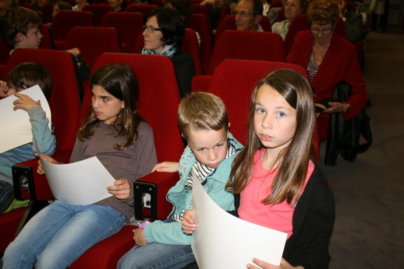 REMISE DES DIPLOMES  1° Juin 2013 Società Dante Alighieri Montauban