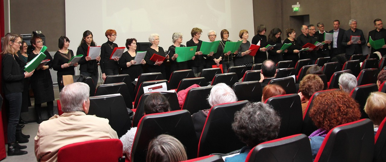 "Chorale ""Canzonissima"" Dante Alighieri de Montauban n"