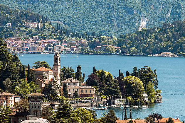 Comité Dante de Montauban: voyage culturel 2019 les lacs italiens